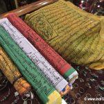 Buddhist Prayer Flags as Sikkim souvenir