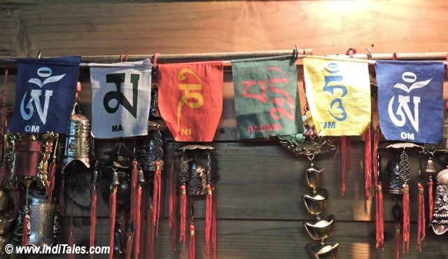 Prayer Flags as Sikkim Souvenirs