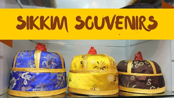 Sikkim Souvenirs - Traditional Headgears