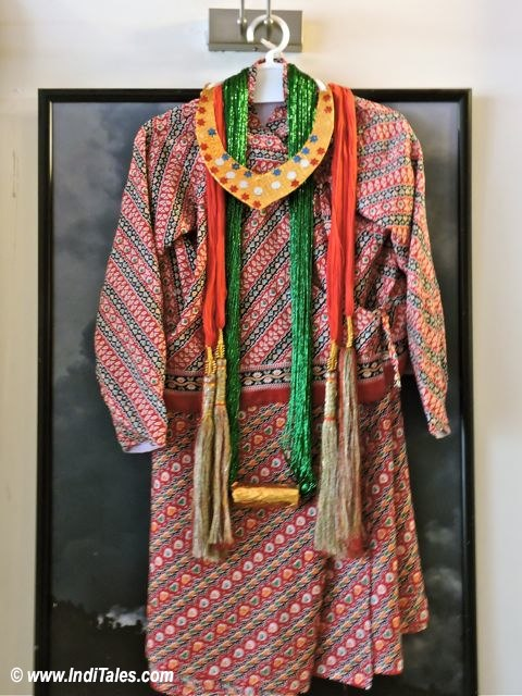 Sikkim traditional dress as Sikkim Souvenirs