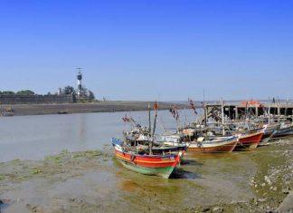 Daman Ganga Estuary