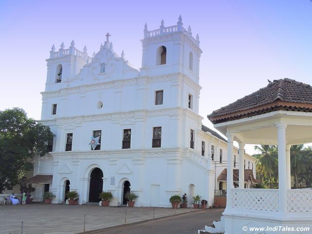 St. Thomas Church at Aldona Goa