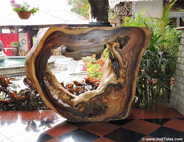 Driftwood article at Mayfair Gangtok