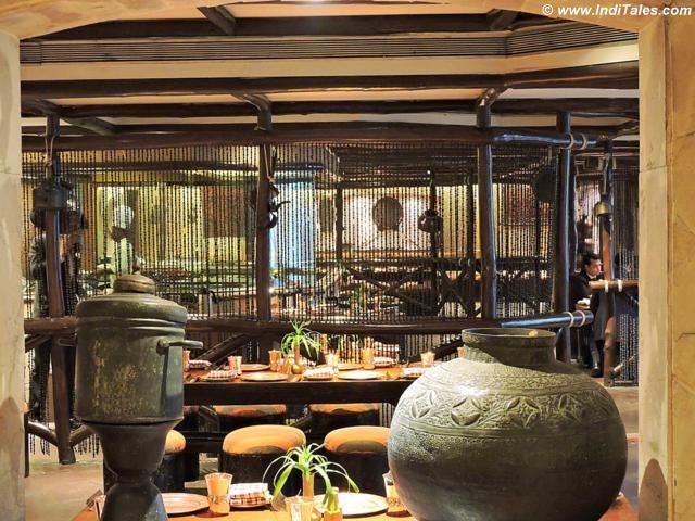 Peshawari Restaurant at ITC Sonar Kolkata