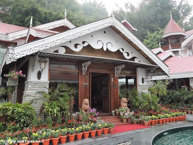 Mayfair Gangtok reception