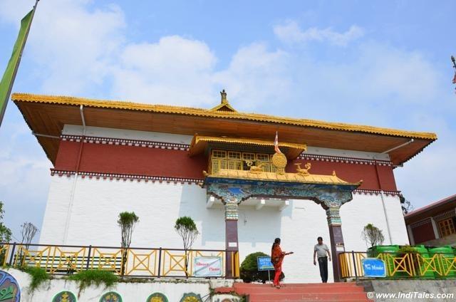 Pemayangtse Monastery Pelling