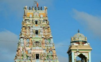 Thiruketheeswaram temple Sri Lanka