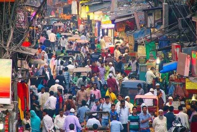 चावडी बाज़ार - पुरानी दिल्ली