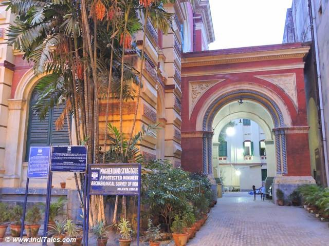 Maghen David Synagogue, Calcutta