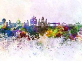 Calcutta in watercolors