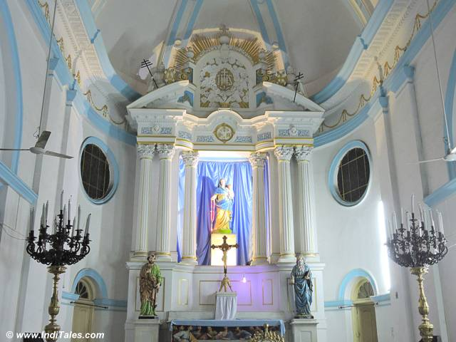 Portuguese Church Calcutta