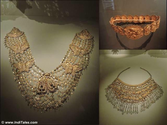 Peranakan Jewelry, Peranakan Museum Singapore