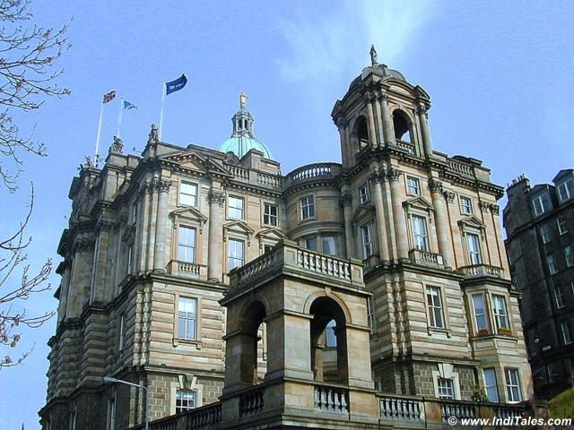 Bank of Scotland Building, Edinburgh