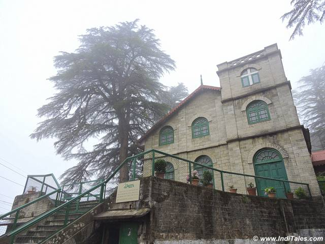 Kellog Memorial Church, Landour