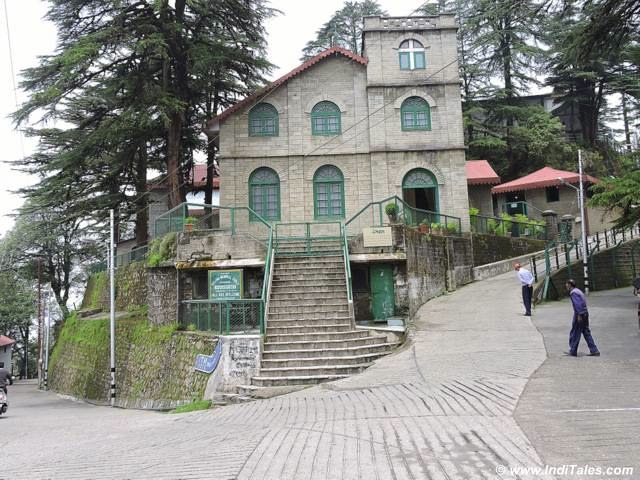 Kellog's Memorial Church & Landour Language School