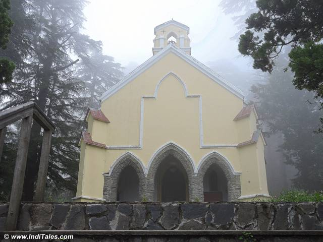 St Paul's Church, Landour