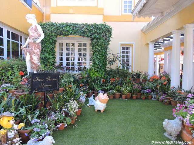 Manicured Gardens ay Mayfair Darjeeling