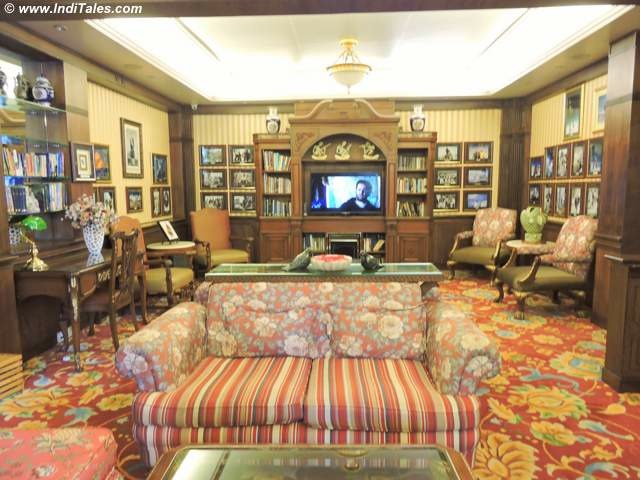 Library dedicated to Sherpa Tenzing Norgay