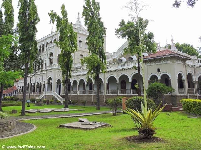Aga Khan Palace in Pune