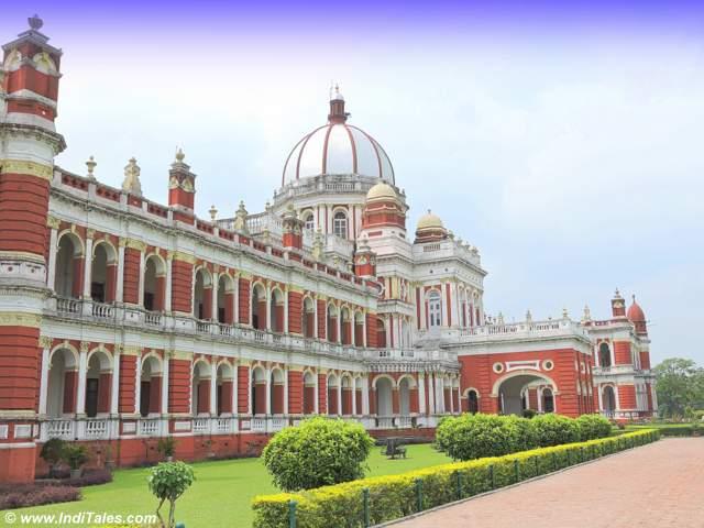 Cooch Behar Palace or Raj Bari