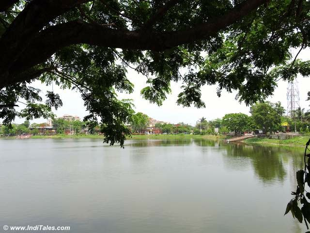 Sagar Dighi - the lake at the heart of Cooch Behar