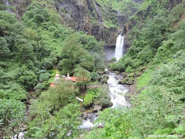 Marleshwar Waterfalls