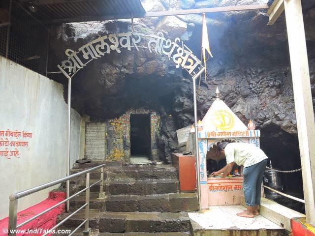Marleshwar Shiva Cave Temple