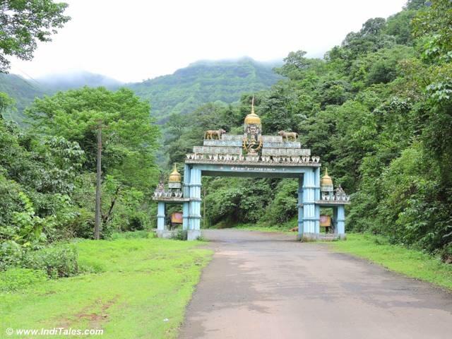 Marleshwar Temple Arch
