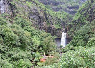 Marleshwar Waterfalls