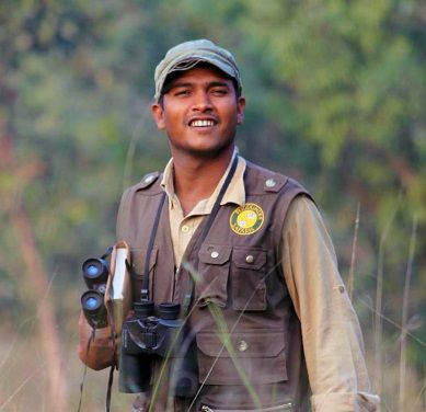 Naturalist Naresh Singh