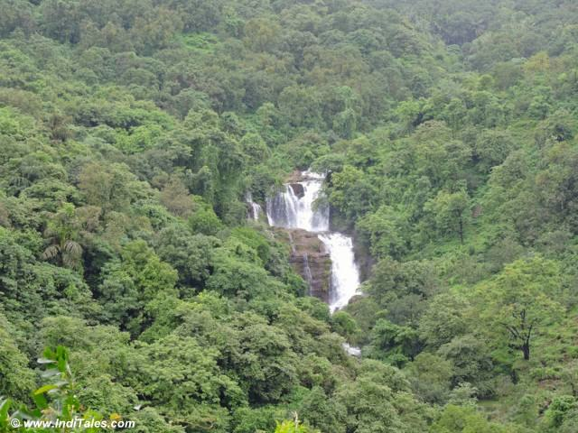 Nivali Waterfalls near Ratnagiri