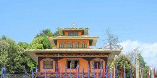 Monastery at Rinchenpong