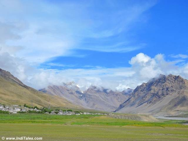 Spiti Valley - Himachal Pradesh