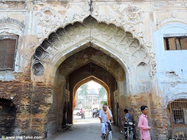 Arched Gateway of Faizabad