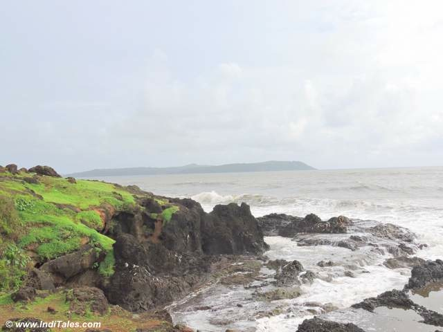 Rocky beaches of Ratnagiri