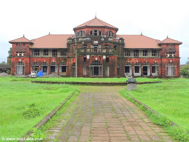 The Thibaw Palace - a piece of Burma in Ratnagiri