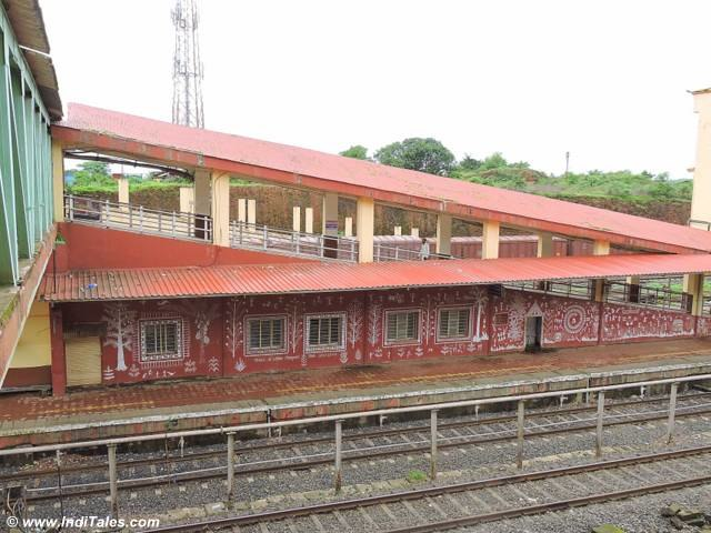 Ratnagiri Station - Konkan Railways
