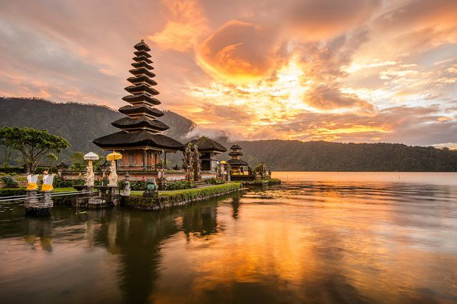 Wonderful Indonesia Sunset Skyline, Image courtesy – Shutterstock