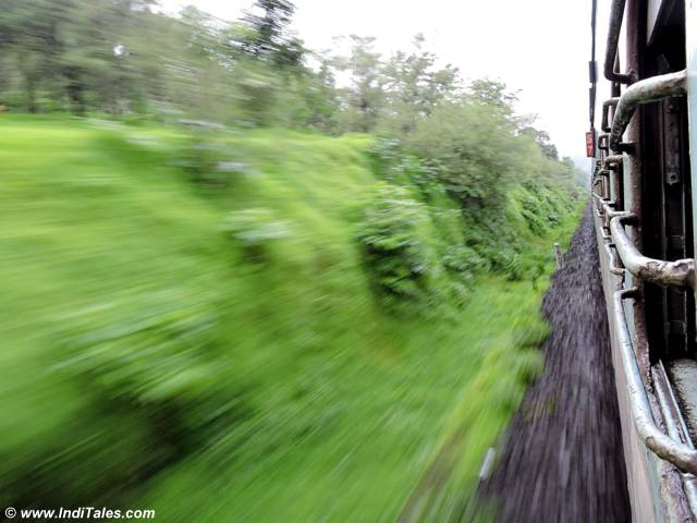 Ride on Konkan Railway