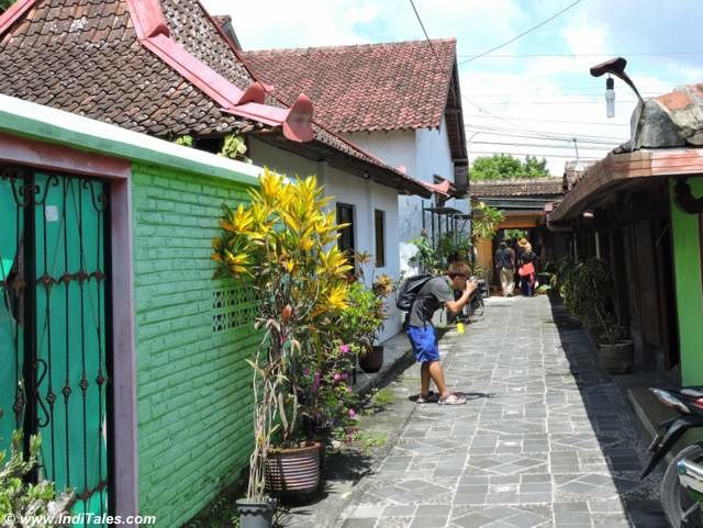 Traditional Houses of Kota Gede
