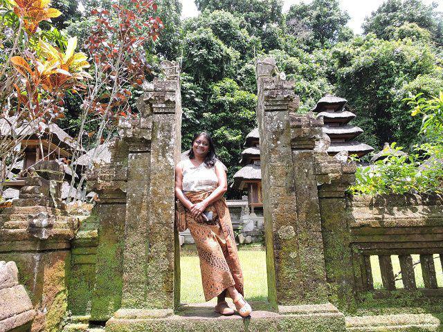 Anuradha Goyal - Pengalipuram, Bali