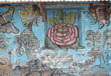 Kotagede Street Art , Yogyakarta, Indonesia