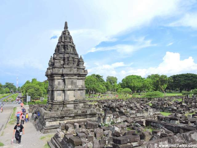 Ruins & Remains of Prambanan Temple Complex