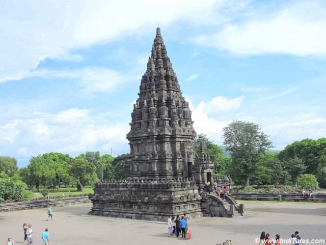 Vahana temple of Brahma