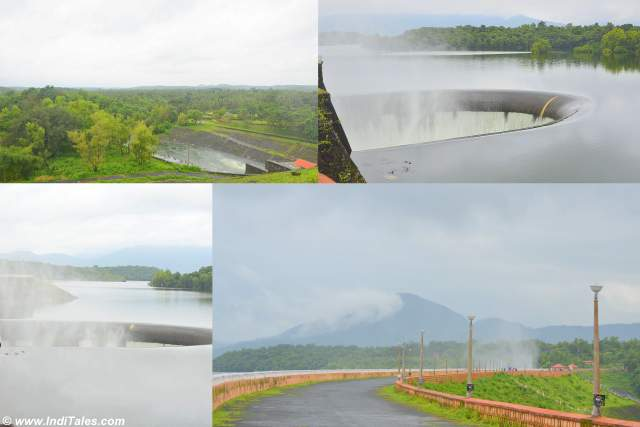 Salaulim Dam & Botanical Gardens - Places to visit in South Goa
