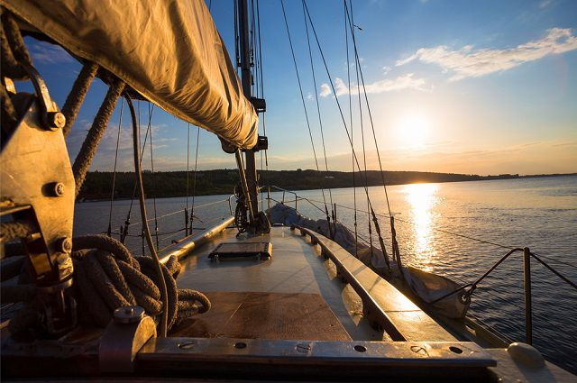 Yacht Ride in Goa