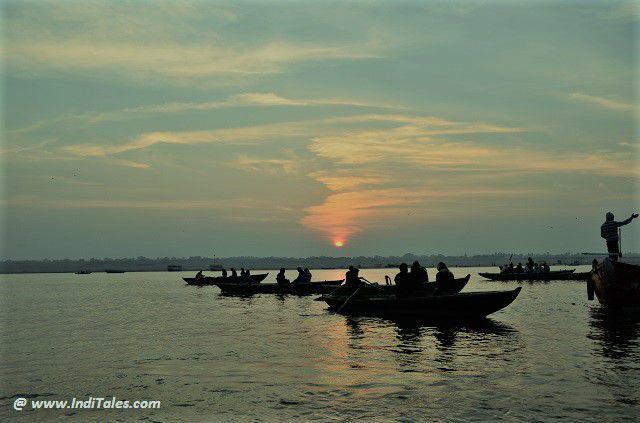 Ganga, Assi & Varuna at Varanasi