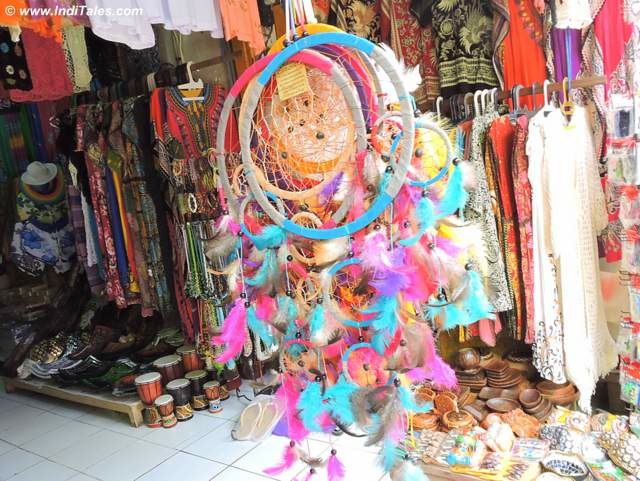 Colorful dream catchers - Make a Wish in Bali