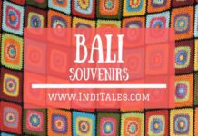 Top Bali Souvenirs to buy