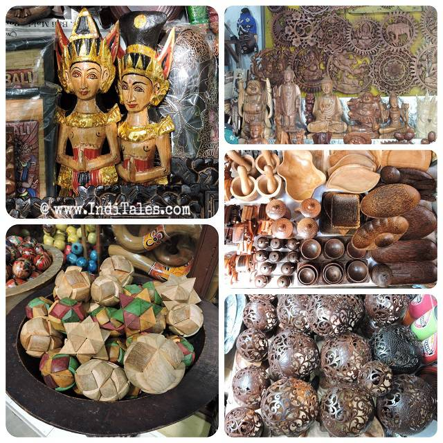 Wood Craft from Bali